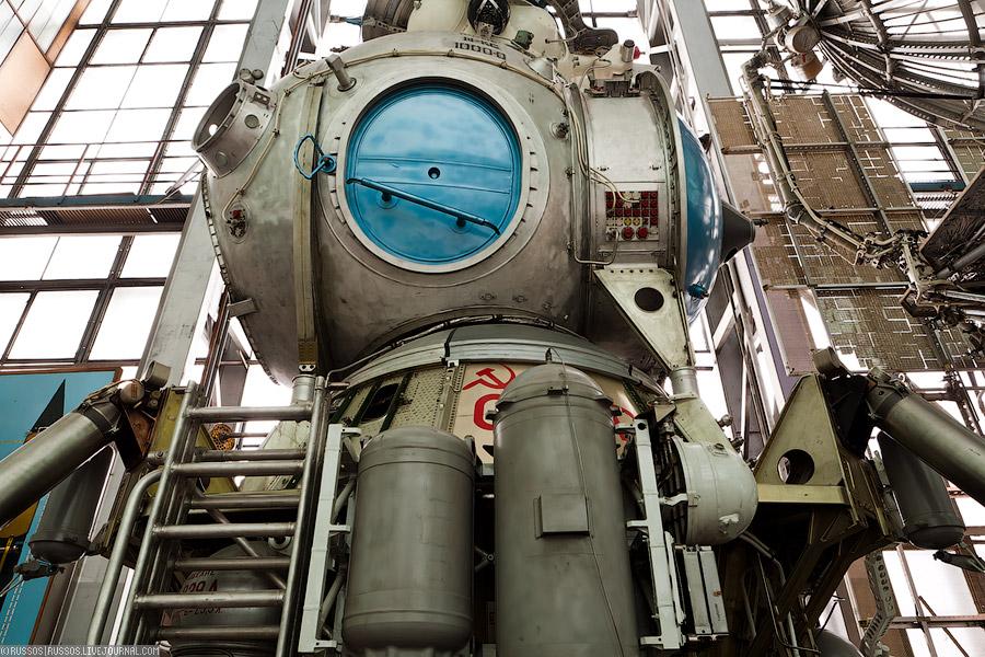 Chatarra espacial y cohetes rusos