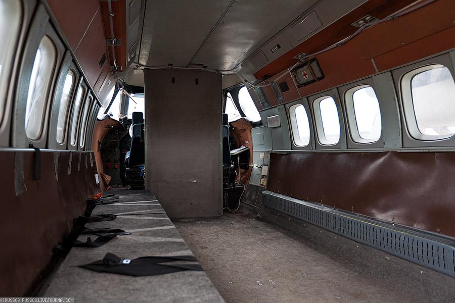 russos: Один день на аэродроме «Большое Грызлово»