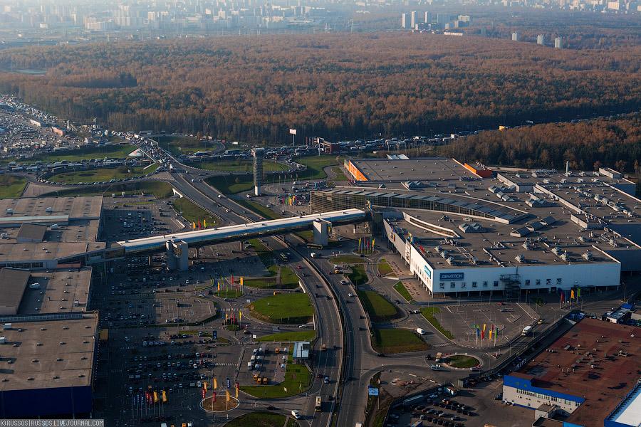 Торговый центр «Мега Белая