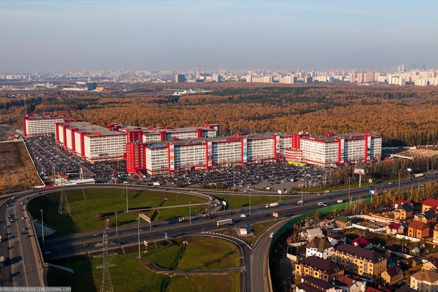 Румянцево торговый комплекс