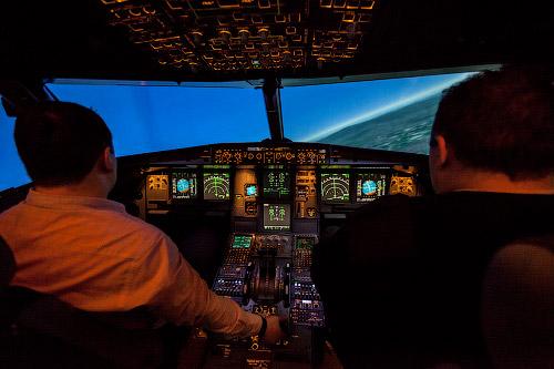 Как учатся на пилота большого и реактивного