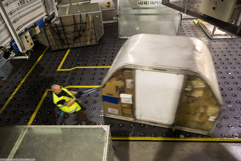 UPS — мы любим логистику!
