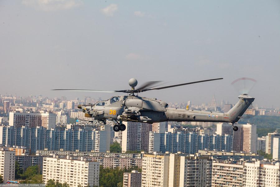 почему сейчас над москвой разлетались вертолеты