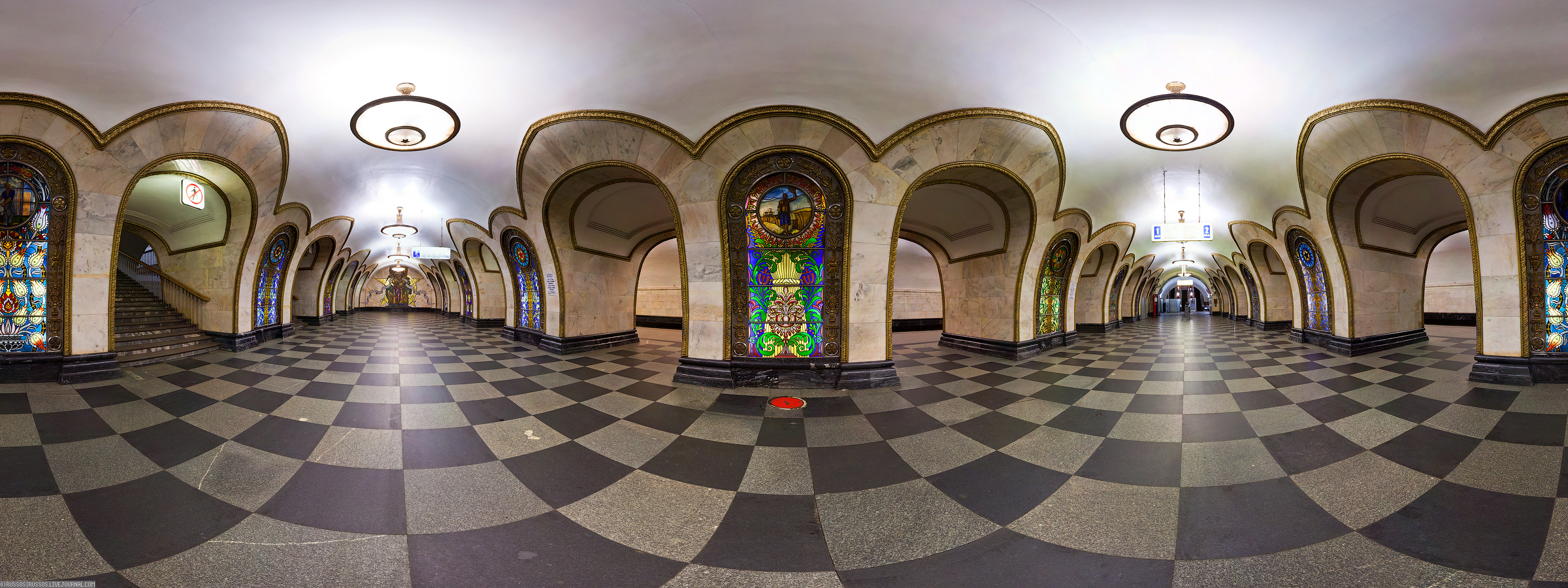Самые красивые станции московского метро: настоящие и будущие