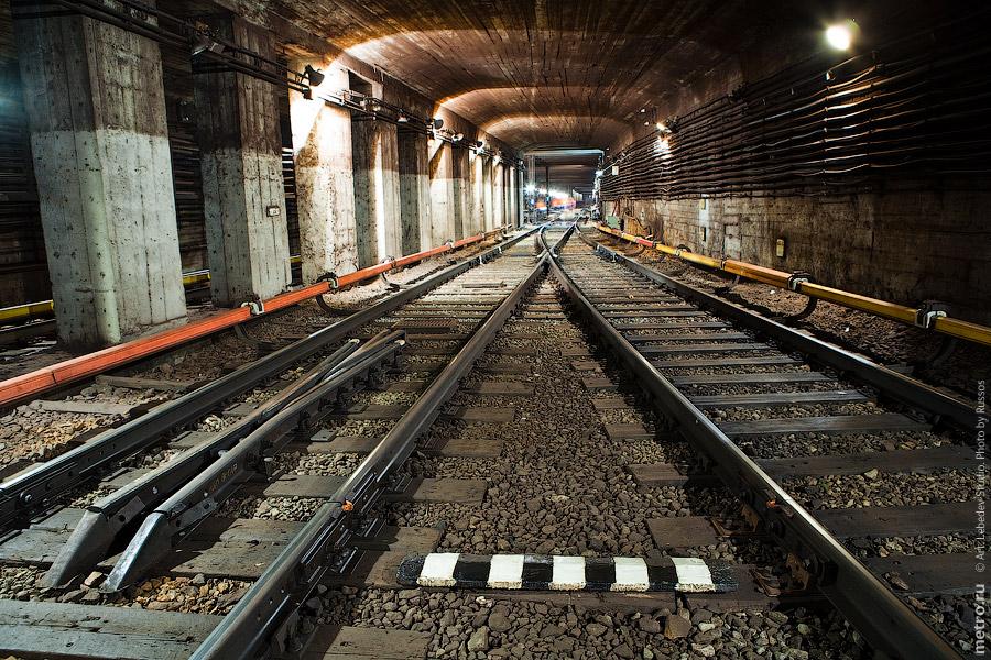 Станция «Партизанская» | Другое метро. (c) www.metro.ru, Russos, 2009