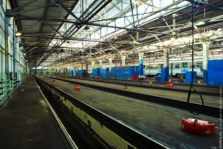 заброшенные станции метро Москвы