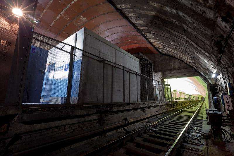 как строили метро рыбацкое