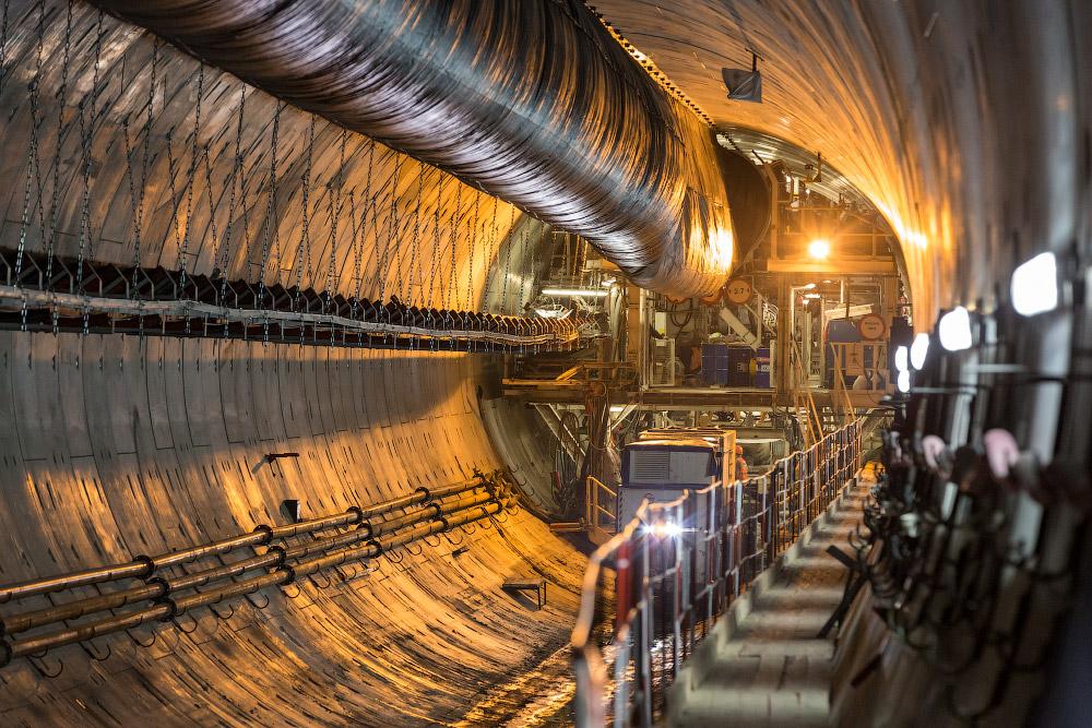 Подземный крейсер