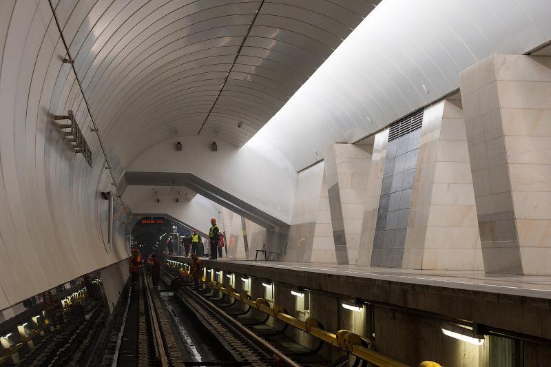 201-я станция Московского метро!