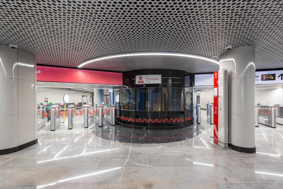 Новые станции Московского метро!