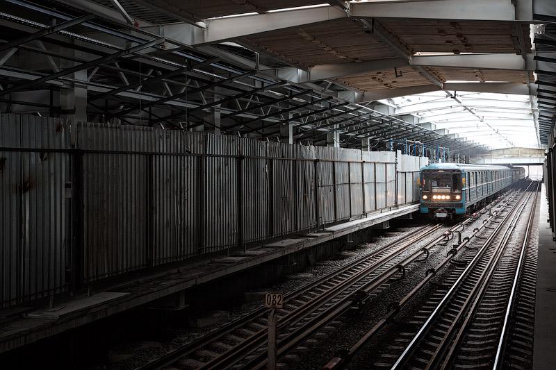 Станция «Технопарк»