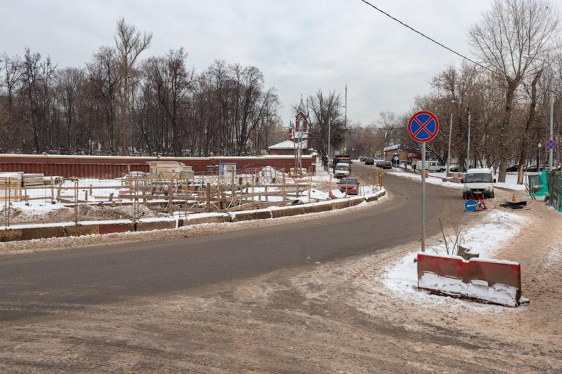 Станции «Рубцовская» и «Лефортово»