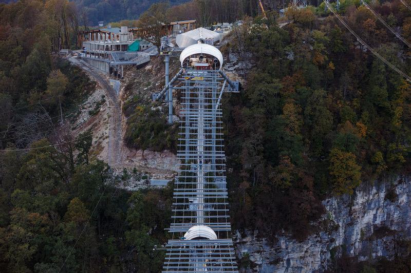 Skybridge в Сочи — унылый бизнес по-русски
