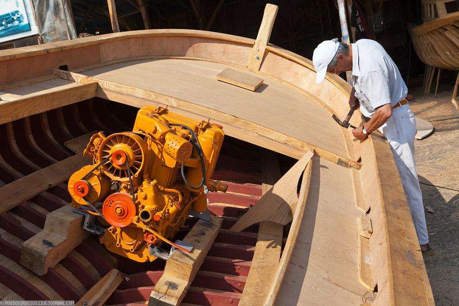 Постройка лодки катера своими руками