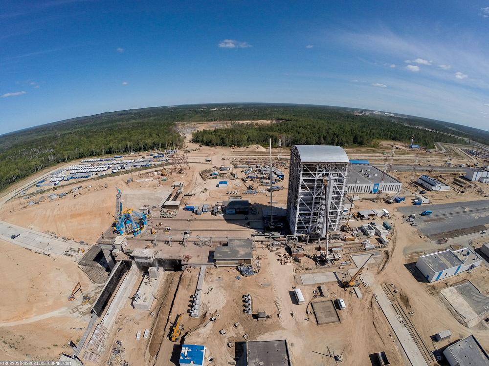 New Russian Cosmodrome - Vostochniy - Page 2 Cosmodrome-vost-18