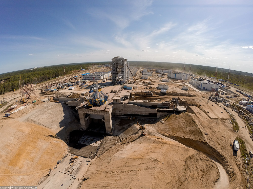 New Russian Cosmodrome - Vostochniy - Page 2 Cosmodrome-vost-29