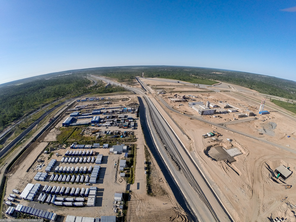 New Russian Cosmodrome - Vostochniy - Page 2 Cosmodrome-vost-33