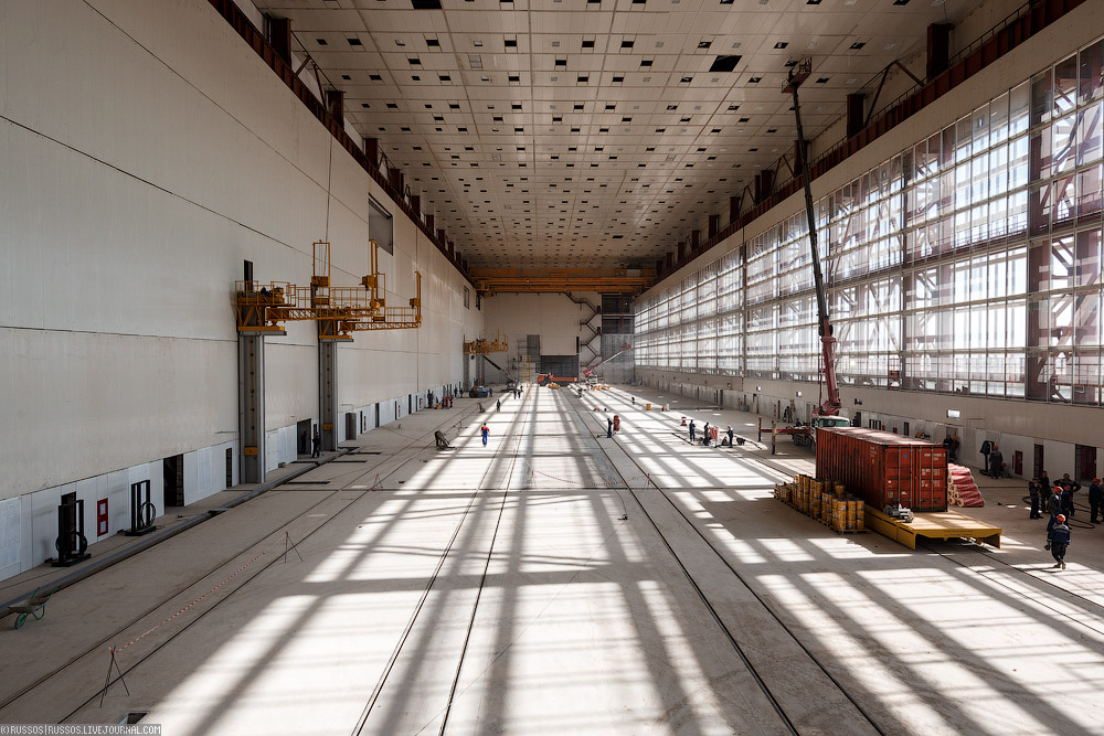 New Russian Cosmodrome - Vostochniy - Page 2 Cosmodrome-vost-34