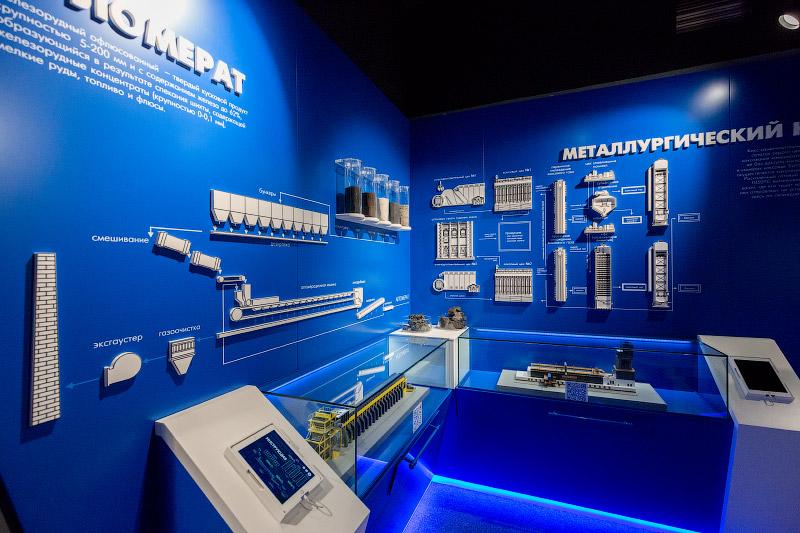 Музей металлургической промышленности в Череповце