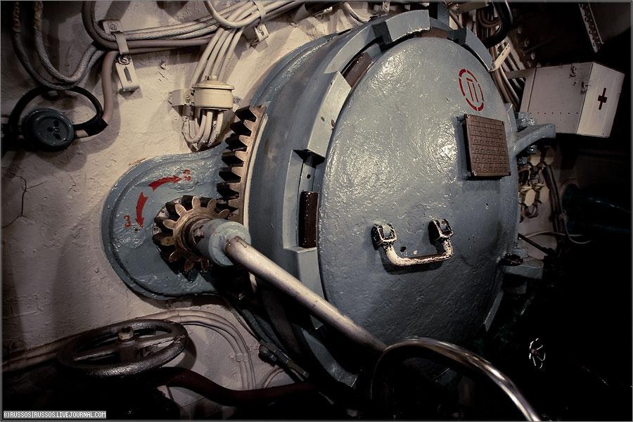 колокол на подводной лодке