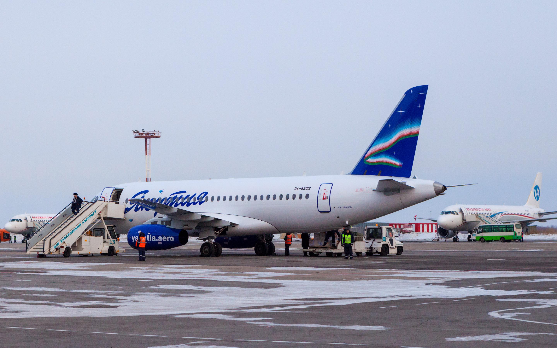 Якутия авиакомпания официальный сайт 15 фотография
