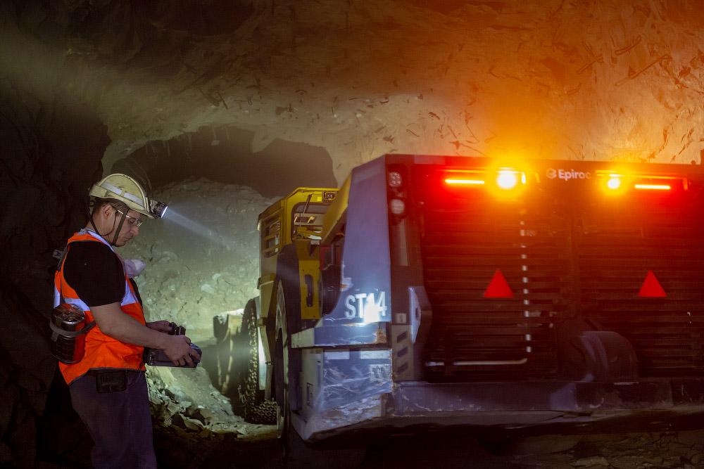 Норникель — рудник «Таймырский».