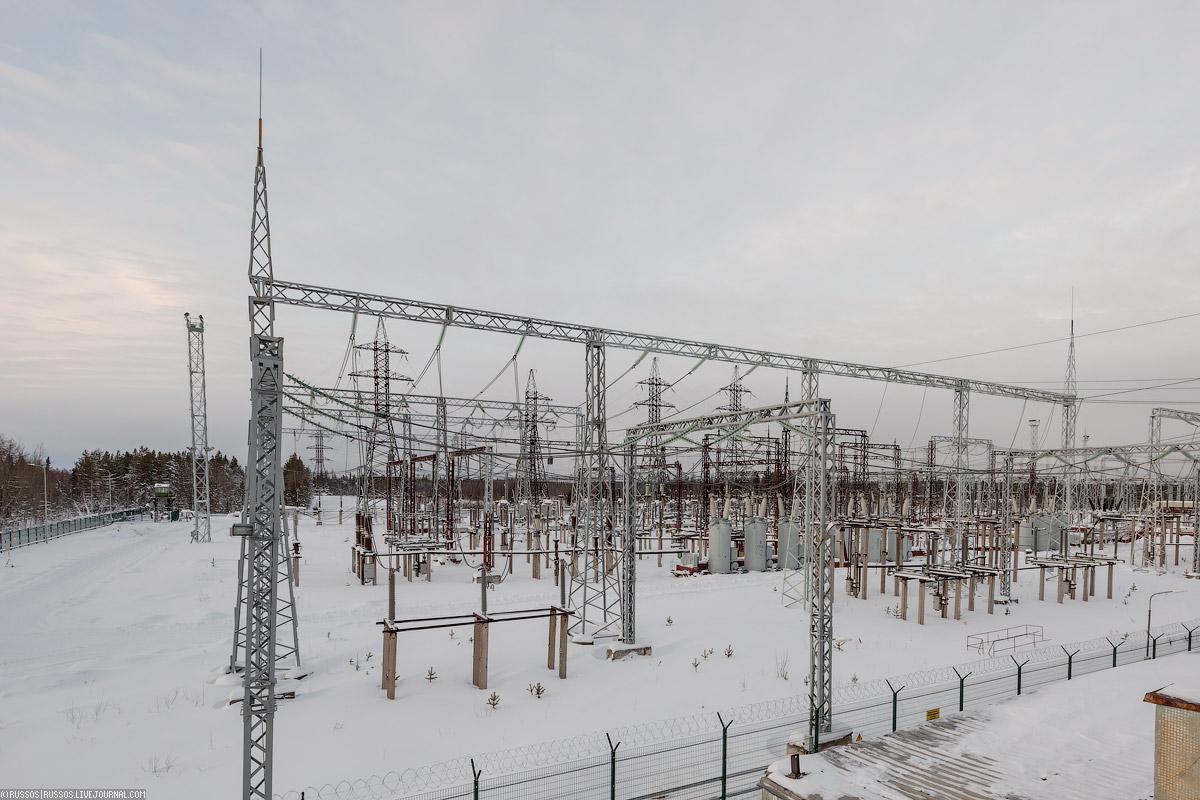 «Интер РАО — Электрогенерация» | Печорская ГРЭС