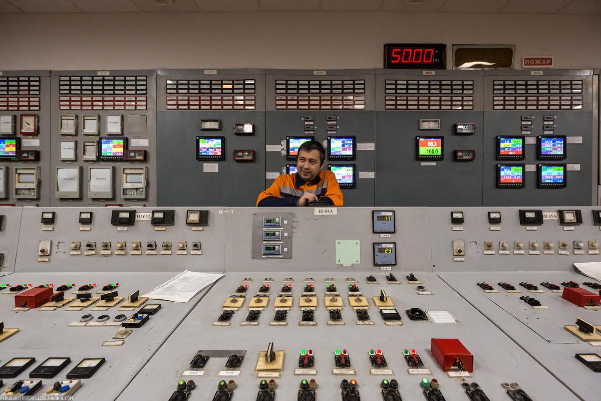 «Интер РАО — Электрогенерация» | Уренгойская ГРЭС