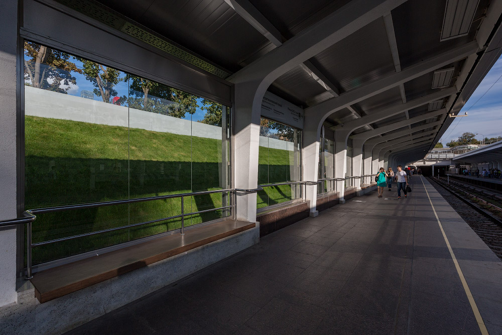 Станция «Фили»