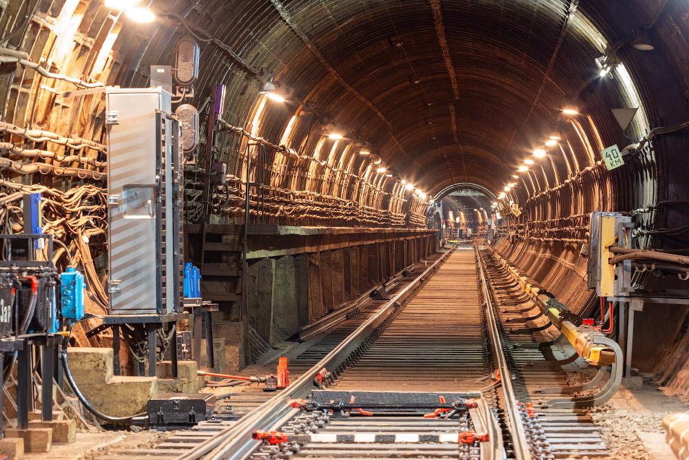 Загадочные тоннели около «Серпуховской»