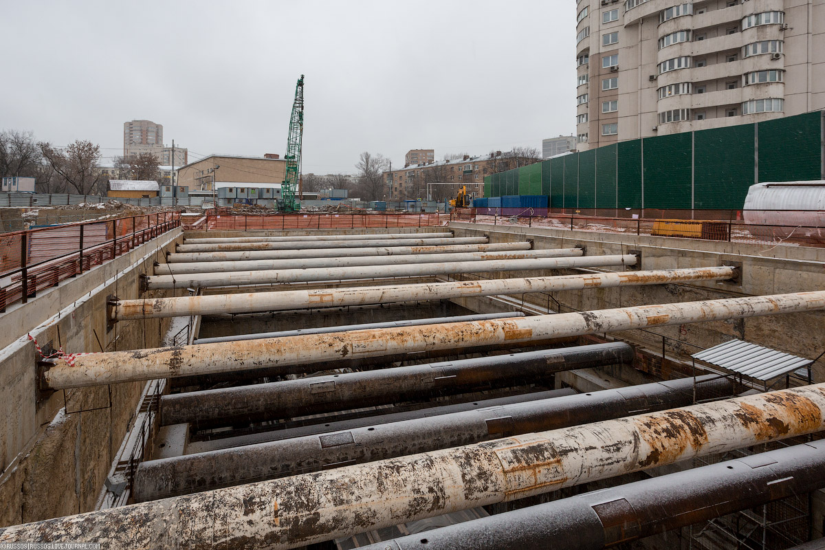 Виктория — новый ТПМК диаметром 10 метров для Кожуховской линии.