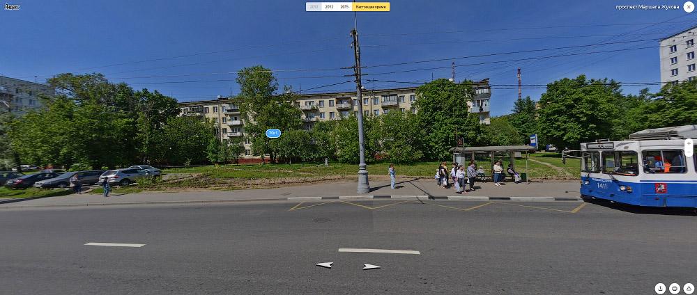 Почему для строительства метро на проспекте Жукова надо снести четыре дома?