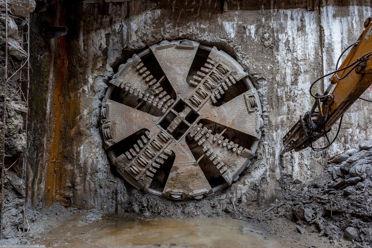 Сбойка на Авиамоторной! между, «Елена», станциями, линии, тоннель, «Лефортово», этого, включая, неделе, метров, тоннели, станций, Москве, работы, ведутся, «Любовь», «Рубцовская», прошел, Herrenknecht, который