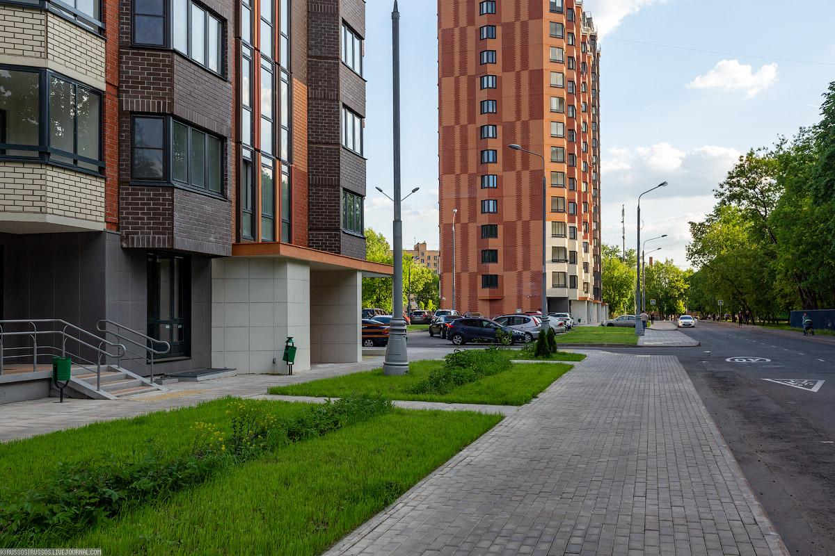 Реновация в Бабушкинском районе