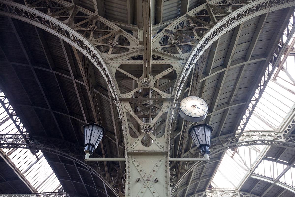Перроны Витебского вокзала