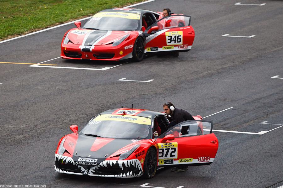 Ferrari Challenge — это монокубок
