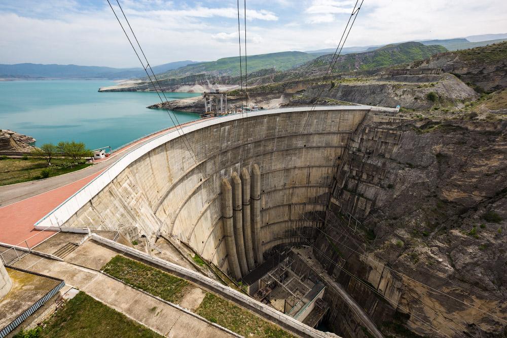 Дагестан | Чиркейская ГЭС