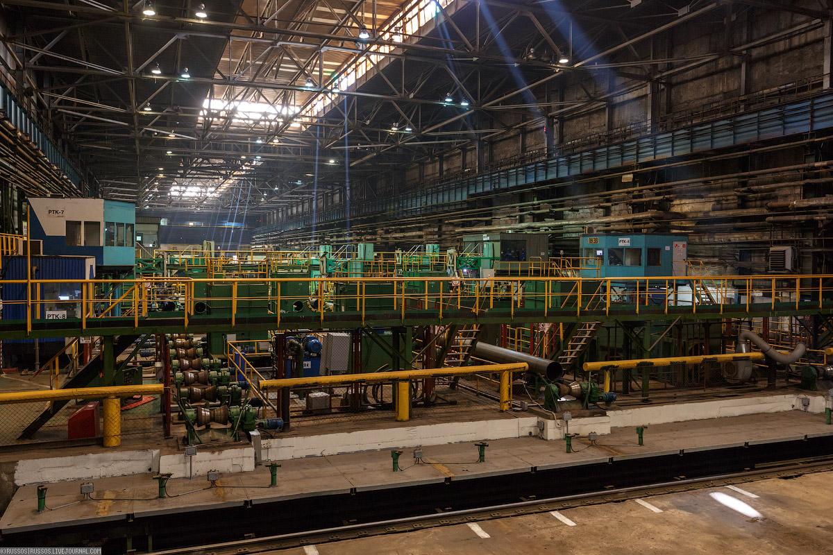 Металлургический завод в Выксе и IT-сфера