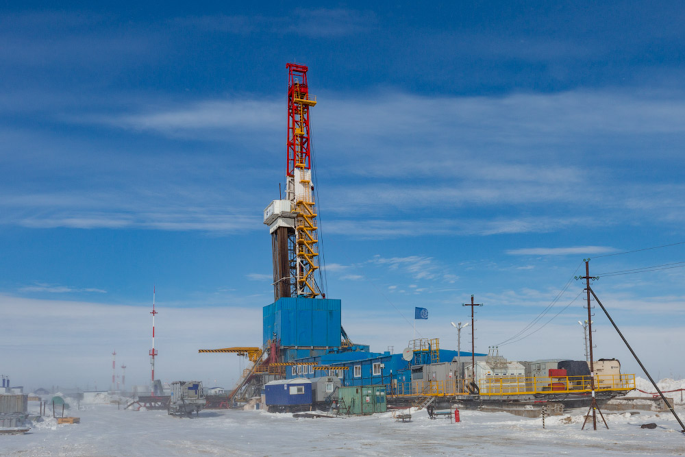 A trip to Messoyakha.Part two - how to get to the oil?